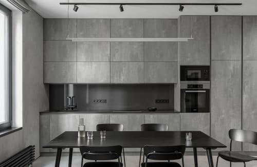 Interior Design by Paliychuk Olga Design seen at Private Residence, Kyiv - Schekavitskaya apartment