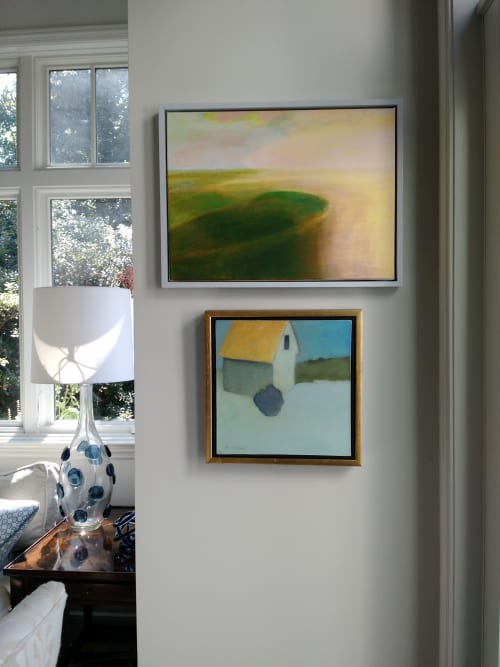 Paintings by Susan Maakestad seen at Private Residence, Memphis - #32 Wanderlust