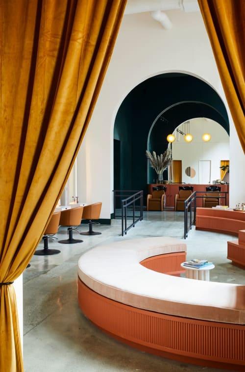Interior Design by HOMEWORK seen at 430 West Grand Avenue, Oakland, CA, USA, Oakland - Salon for Texture Diversity