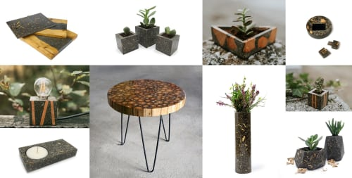 BLUST design - Plants & Flowers and Tables