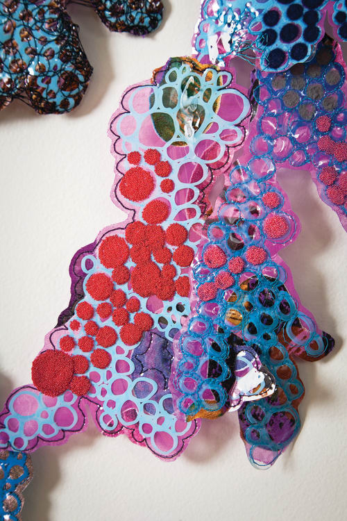 Paintings by Leisa Rich at Southwest Art Center, Atlanta - Trachtenburg's Escape