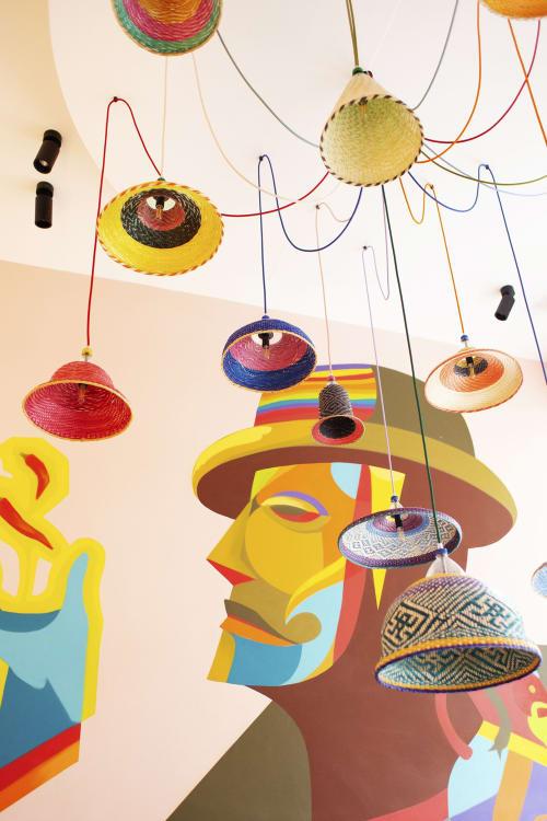 Pendants by PET Lamp at NAZKA, Amsterdam - Pendants