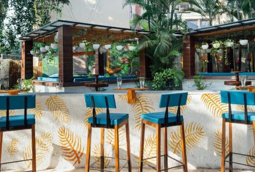 Interior Design by Alkove-Design seen at The Secret Garden, Pune - The Secret Garden