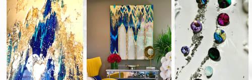 Wall Jewelry by Robyn Camargo