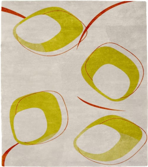 Rugs by ModernRugs.com - Custom Protozoa, Bardi B, & Passage Handmade Luxury Rugs