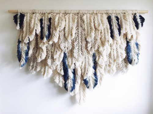 Maya Slininger - Macrame Wall Hanging and Art