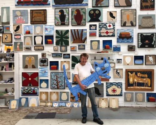 Dean Bowen - Sculptures and Art