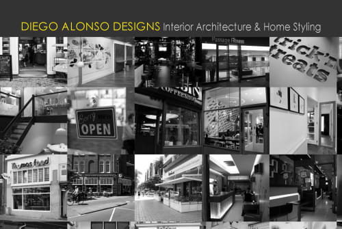 Diego Alonso Designs - Interior Design and Renovation