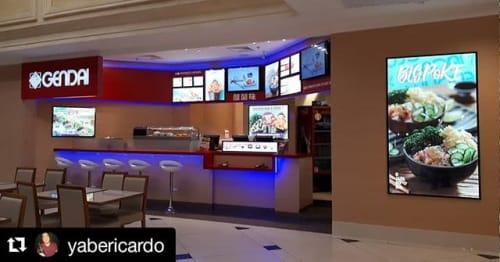 Architecture by C3  Architecture & Interior design seen at Shopping Eldorado, Pinheiros - Gendai
