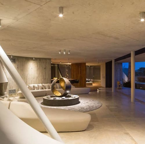 Interior Design by GARDECO BELGIUM   Take part in our art seen at Private Residence, Ibiza - Private home Ibiza