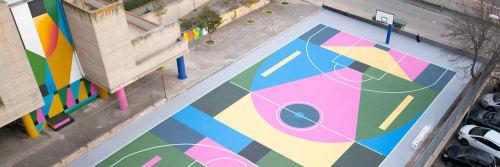 NicoSkolp - Murals and Street Murals