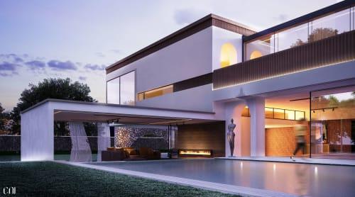 CAI DESIGN STUDIO - Architecture and Architecture & Design