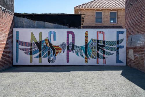 E. Trent Thompson - Art and Street Murals
