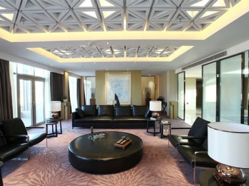 Couches & Sofas by Camerich USA seen at Citic Jingling Hotel, 北京市 - Clouds Sofa