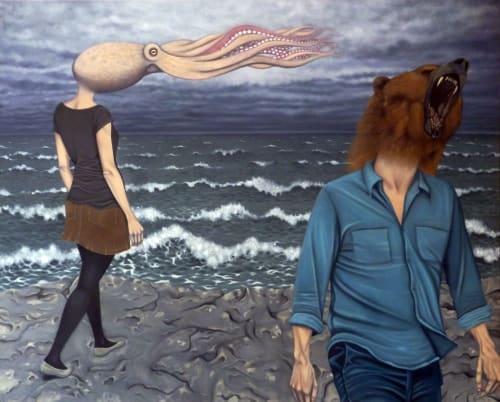 John Ives - Art and Street Murals