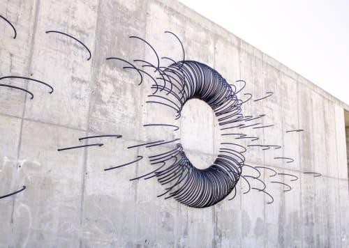 Public Art by Octavi Serra seen at Festival Asalto, Zaragoza - #2 Zaragoza 2017