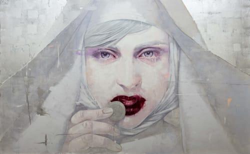 Roldan Lauzan Studio - Paintings and Art