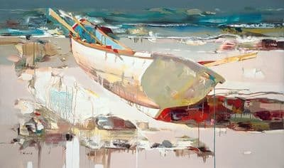 "Art & Wall Decor by YJ Contemporary seen at East Greenwich, East Greenwich - Josef Kote ""Always Ready"""