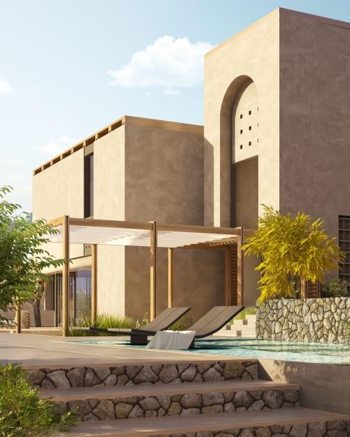 Architecture by CAI DESIGN STUDIO - Villa A.Y