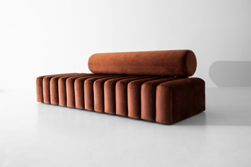Couches & Sofas by murrmurr seen at Paarden Eiland, Cape Town - new moon couch