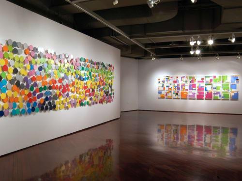 Art & Wall Decor by Patricia Van Dalen seen at Caracas, Venezuela, Caracas - Fragmented Color by Patricia Van Dalen