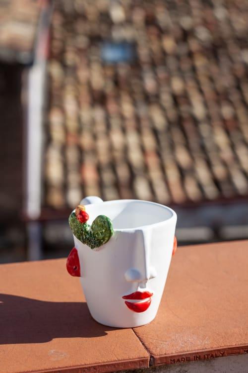 Cups by Patrizia Italiano seen at Creator's Studio - Carmelina Mug