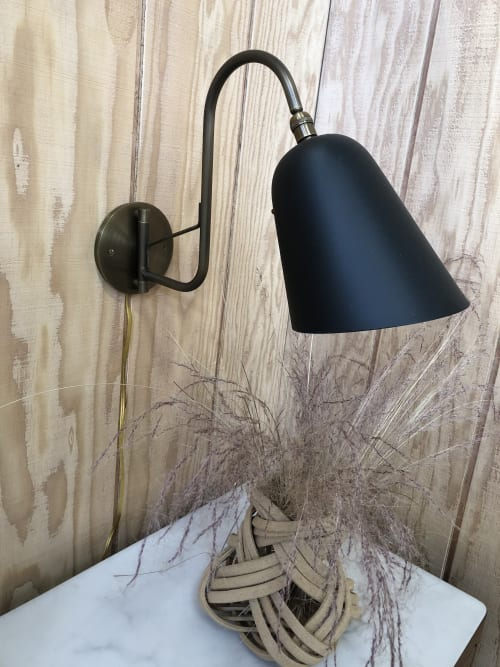 Sconces by Phoenix Day Lighting seen at Bay Area Made x Wescover 2019 Design Showcase, Alameda - Margaux