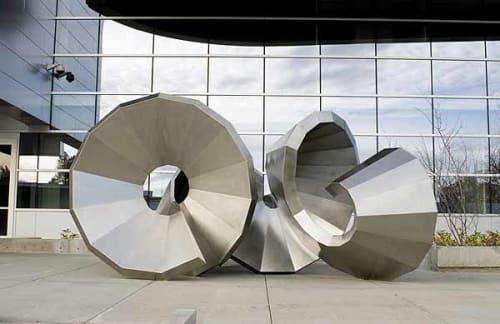 Cris Bruch - Public Sculptures and Public Art