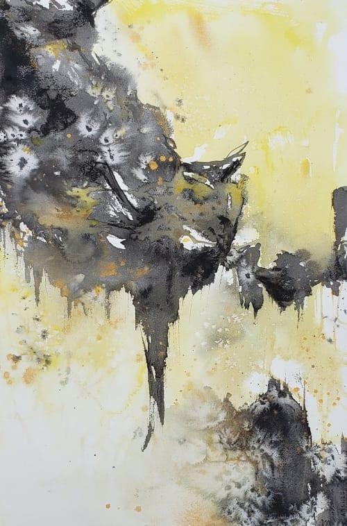 Sound of Silence | Paintings by Brazen Edwards Artist