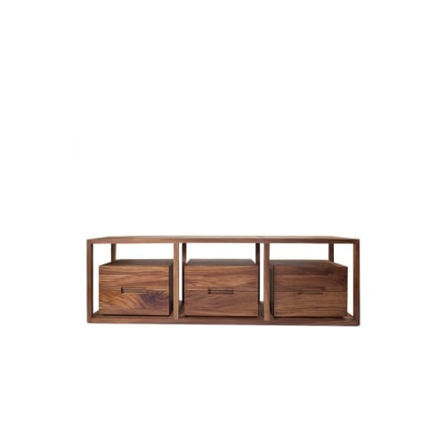 Furniture by Labrica seen at Private Residence, Miami - Bodega Console