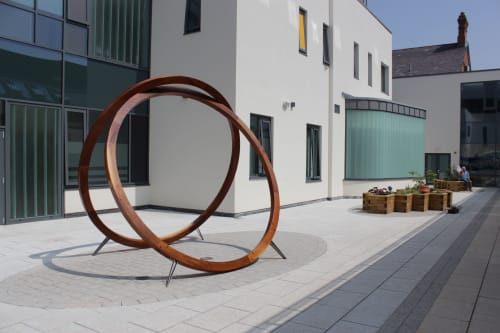 Architecture by SmythCast seen at Northern Ireland Hospice, Belfast - Support