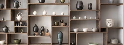 Illyria Pottery Katie Coston - Tableware and Planters & Vases