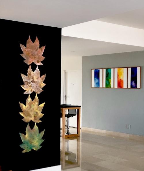 Paintings by sorayart - sorayacaballero seen at Private Residence, Mexico City - Nature pallet