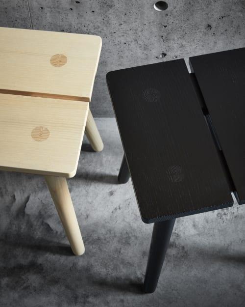 Stabellenstuhl   Chairs by Studio Seitz