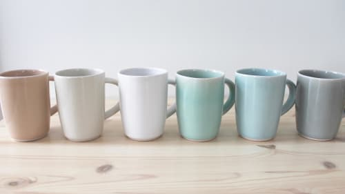 Austin Smith (Camden Clay Co.) - Cups and Tableware