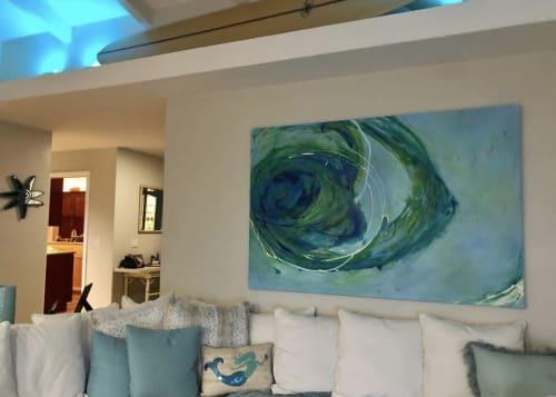 Art & Wall Decor by VSC Collection seen at Shell Beach Inn, Pismo Beach - Storm of the Eye