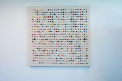 Art & Wall Decor by ANTLRE - Hannah Sitzer seen at Google RWC SEA6, Redwood City - winner