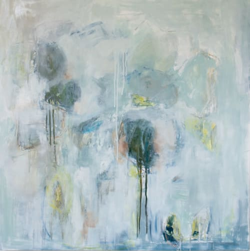 Speaking in Flowers | Paintings by Jessica Whitley Studio