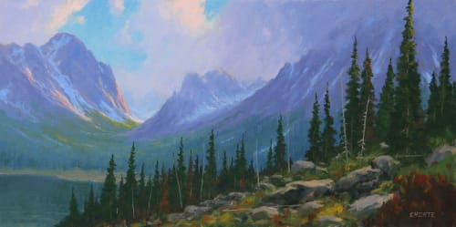 Fred Choate Fine Art - Paintings and Art