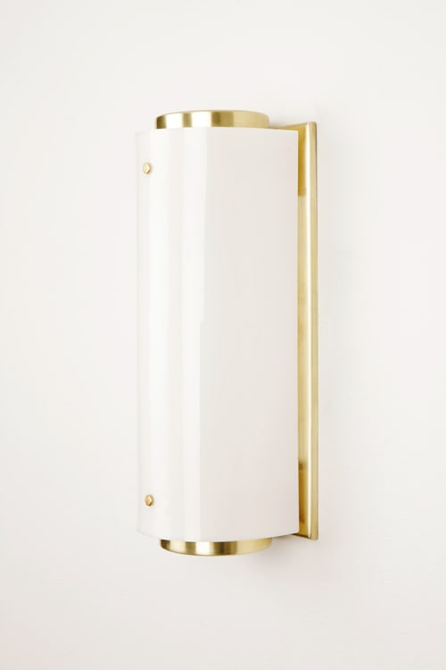 Sconces by Atelier de Troupe at Tilden Hotel, San Francisco - Arc Sconces