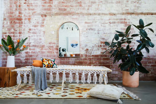 Art & Wall Decor and Pillows by Modern Macramé by Emily Katz