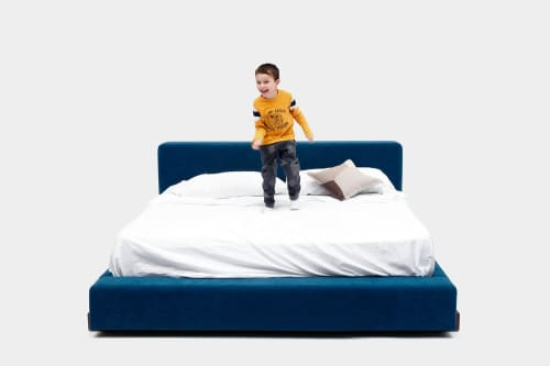 Beds & Accessories by ARTLESS Corporation seen at Los Angeles, Los Angeles - Up Bed