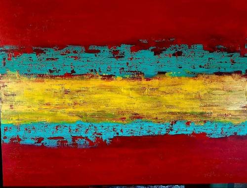 Paintings by Ryan Miller, Artist - Go Get It