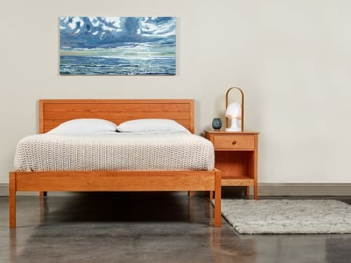 Beds & Accessories by Chilton Furniture Co. seen at Creator's Studio, Freeport - Chilton Shiplap Bed
