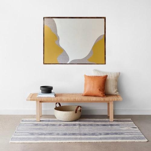 Paintings by Ayse Sirin Budak seen at Private Residence, New York - Spy Like An Angel