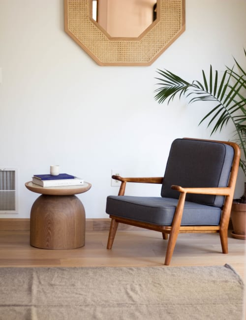 Chairs by SinCa Design seen at Private Residence - News Chair