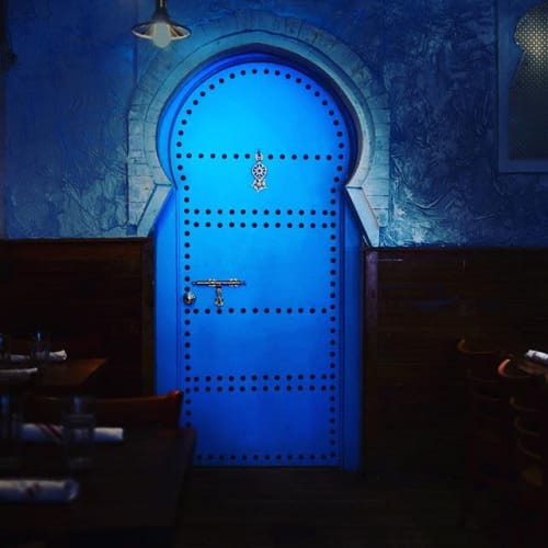 Interior Design by Max Green seen at Blue Quarter, New York - Interior Design