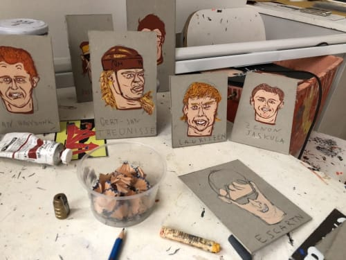 MrDiMaggio - Art Curation and Renovation