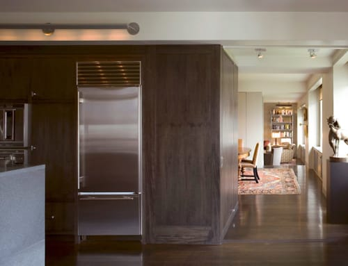 Interior Design by Stedila Design Inc. seen at Private Residence, New York - Central Park West Tower Apartment