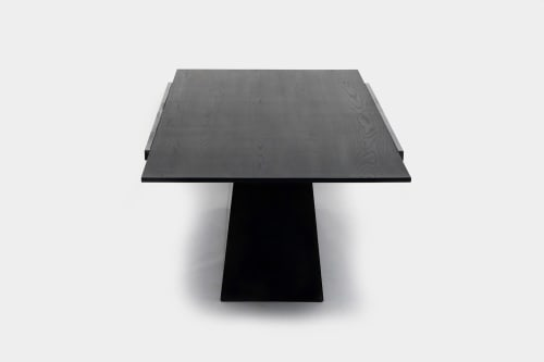 Tables by ARTLESS seen at Private Residence, West Hollywood - T3 Table